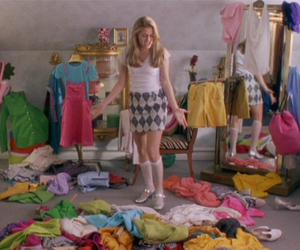 Clueless, clothes, and alicia silverstone image