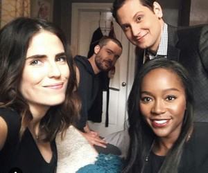 season 4, karla souza, and matt mcgorry image