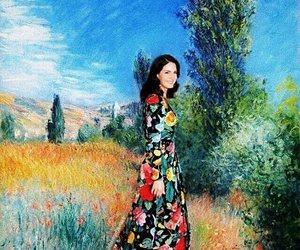 art and lana del rey image