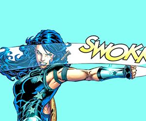 dc comics, wonder girl, and donna troy image