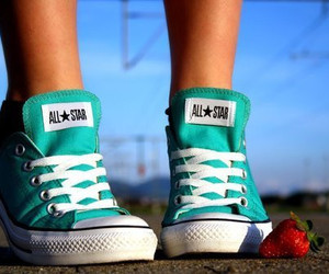 all star, girl, and all star. image