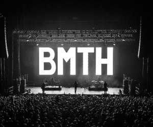 bring me the horizon, concert, and music image