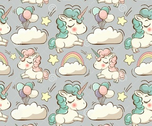 unicorn and wallpaper image