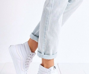 basic, high, and shoes image