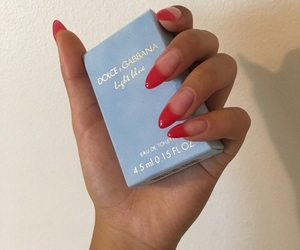 aesthetic, nails, and luxury image