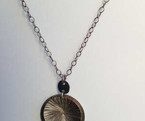 etsy, fashion jewelry, and meteorite image