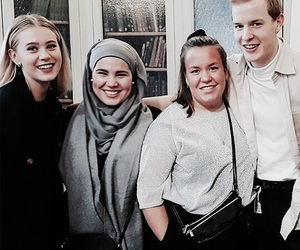 skam, cute, and friends image
