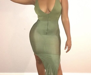 dress, fashion, and site model image