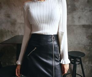asian fashion, korean fashion, and chuu image