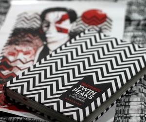book, david lynch, and grunge image