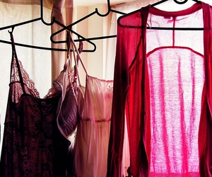 dresses and pink image