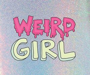 weird, grunge, and 90s image