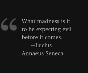 books, evil, and madness image