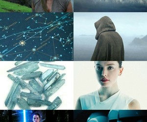 blue, star wars, and wallpaper image