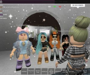 fashion, lets play, and roblox image