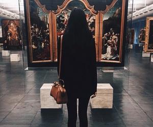 art, museu, and museum image
