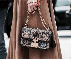 bag, fashion, and dior image