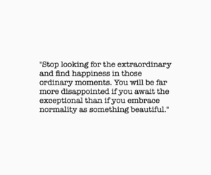 acceptance, beauty, and extraordinary image