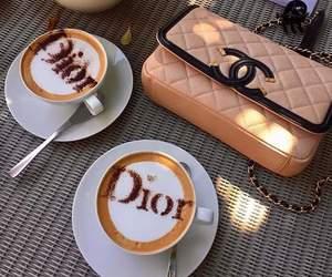 coffe, delicious, and dior image