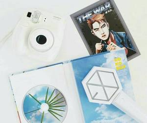do, exo, and the war image