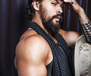 handsome, Hot, and jason momoa image