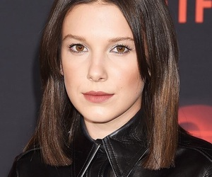girl, netflix, and millie bobby brown image