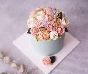 bridal, cake, and pretty image