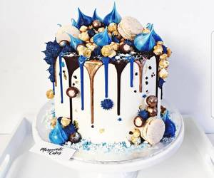 cake, food, and Gastronomy image