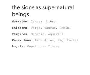 zodiac signs, cancer leo virgo, and capricorn aquarius pisces image