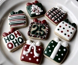 baking, christmas, and food and drink image