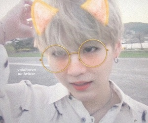 Effects, bts, and yoongi image