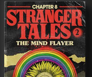 stranger things and stranger image