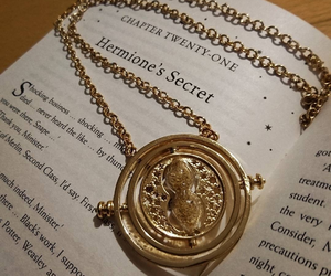 book, harry potter, and hermione granger image