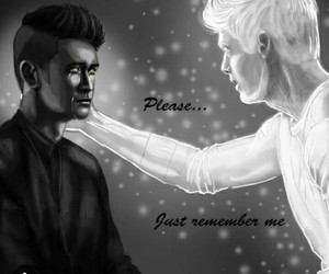 magnus, shadowhunters, and the mortal instruments image