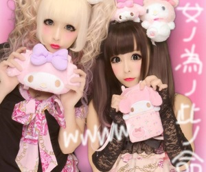 girl, gyaru, and japanese image