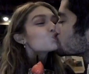 zigi, gigi hadid, and couple image