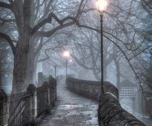 fog and england image