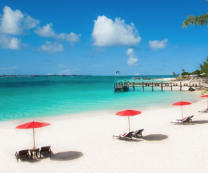 bahamas, beaches, and beachlife image