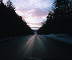 sky, road, and indie image