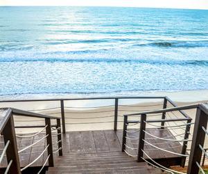 beach, praia, and summer image