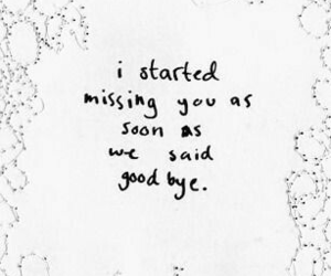 love, miss you, and missing you image