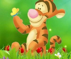 background, disney, and pooh image