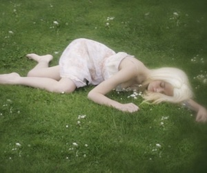 sky ferreira, blonde, and photography image