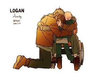 family, logan, and Marvel image