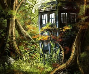 doctor who and series image