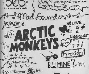 arctic monkeys, music, and am image