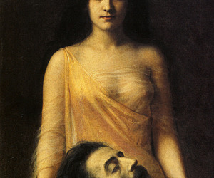 painting, salome, and john the baptist image