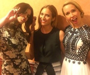 brittany snow, wcw, and anna camp image