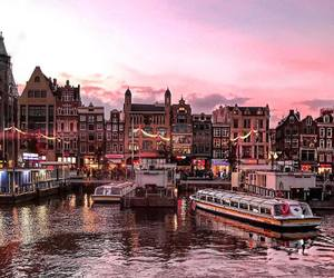 amsterdam, inspiration, and view image