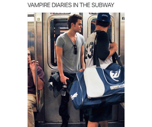 Image result for paul wesley subway
